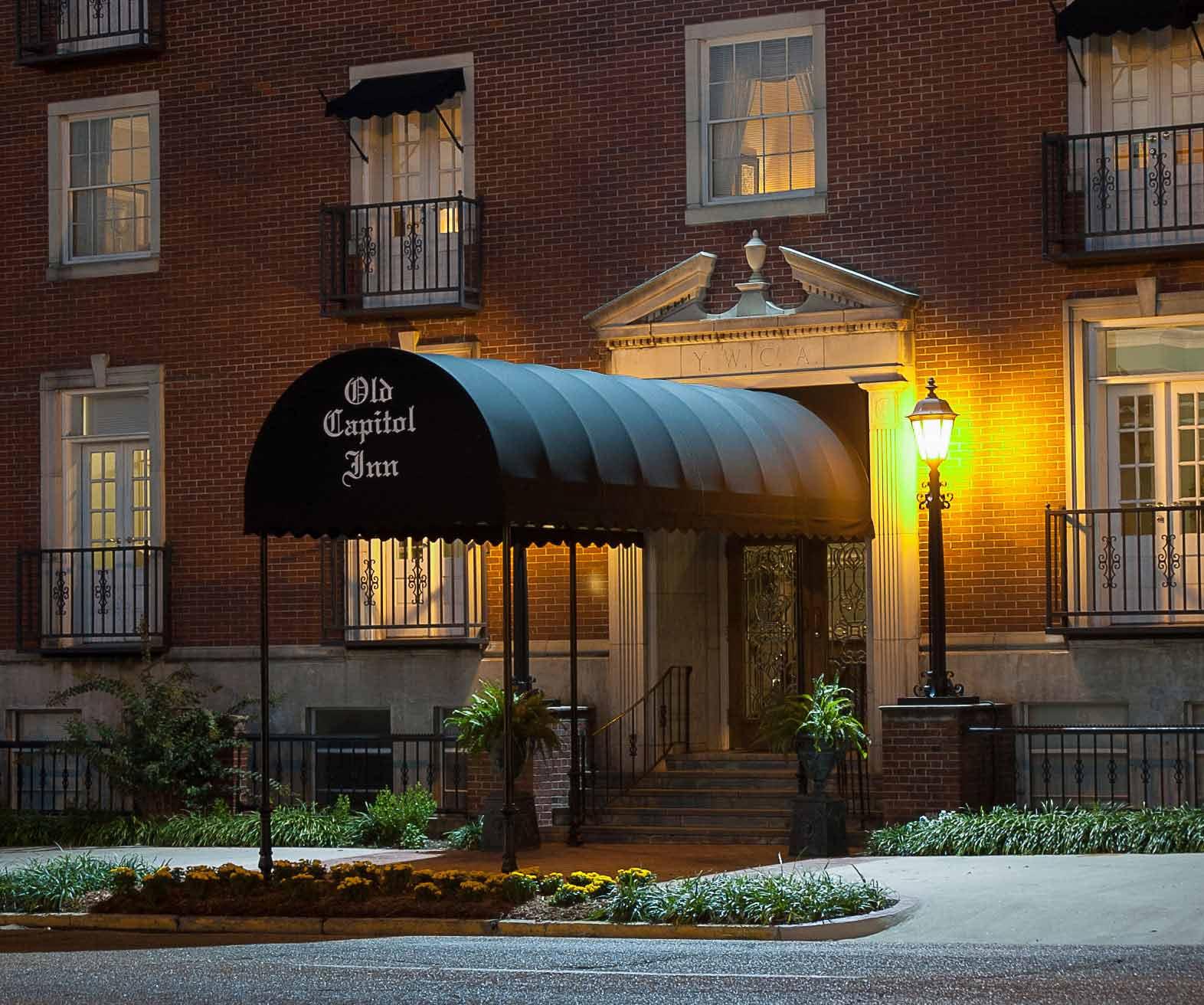 Floor Plans & Capacity Jackson MS Boutique Hotel